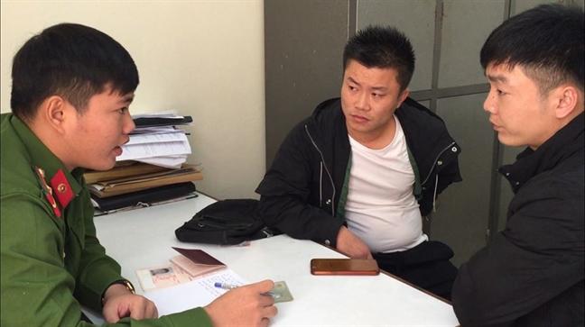 Phat hien nguoi Trung Quoc lua ban van phong pham gia o Da Nang