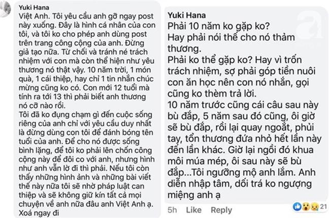 Hau ly hon cua dien vien Viet Anh: 10 nam sao cha khong gap con?
