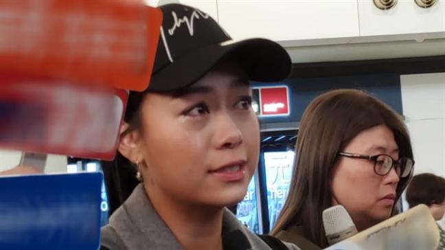 Nu dien vien TVB tung lam ke thu ba bi nem da khi tro ve que nha
