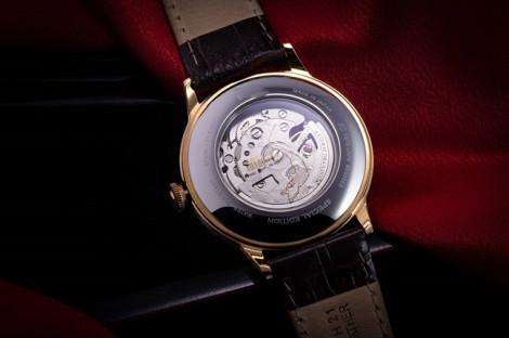 Hãng đồng hồ Nhật đưa bản đồ Việt Nam có Hoàng Sa, Trường Sa vào trong thiết kế