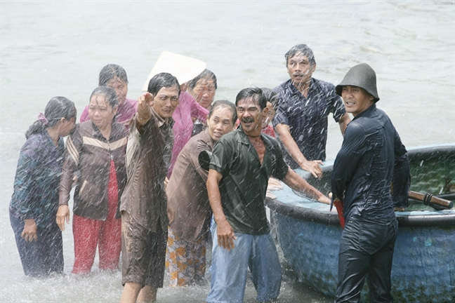 Lien hoan truyen hinh toan quoc lan thu 39 goi ten Thu Quynh va Cao Minh Dat