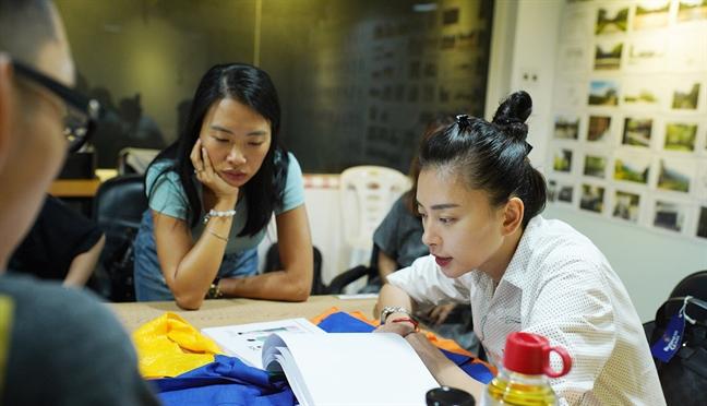 Ngo Thanh Van dua 'Trang Ti' len phim