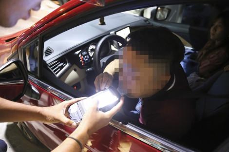 Đêm qua, nhiều người say rượu vẫn lái ô tô về nhà