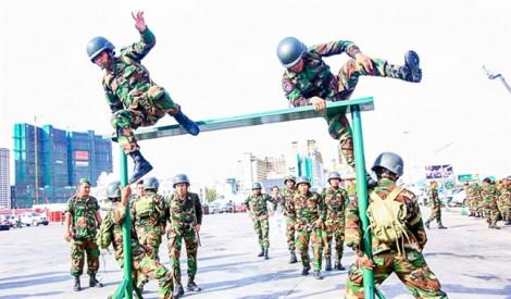Nga sẽ huấn luyện cho quân đội Campuchia
