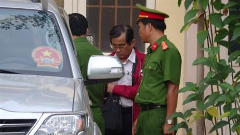 Khởi tố cựu chủ tịch UBND thành phố Phan Thiết