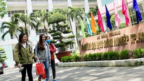 Trường đại học Công nghiệp TP.HCM cảnh báo hơn 2.200 sinh viên tự ý bỏ học