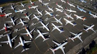 Boeing ngừng sản xuất máy bay 737 MAX