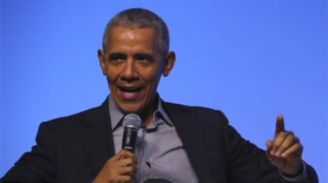 Cựu Tổng thống Barack Obama: 'Phụ nữ lãnh đạo tốt hơn nam giới'