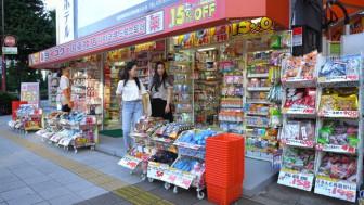 Nhật bắt 1 phụ nữ Việt 'chôm chỉa' 161 lần ở nhà thuốc
