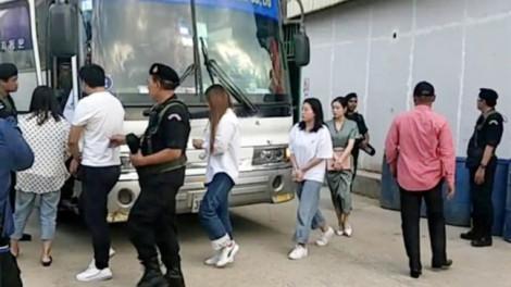 Campuchia thẩm vấn 26 người Trung Quốc bắt cóc đồng hương rồi bỏ trốn