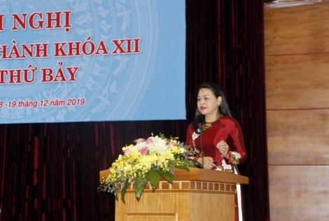 Khai mạc Hội nghị lần thứ VII Ban Chấp hành TƯ Hội LHPN Việt Nam khóa XII