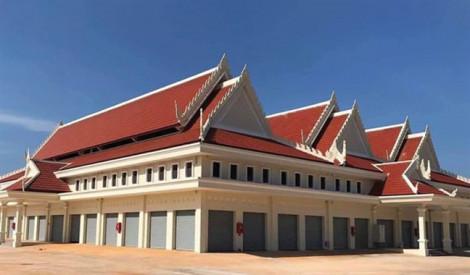 Khánh thành ngôi chợ do Việt Nam tài trợ xây dựng ở Campuchia