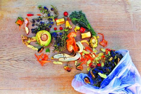 Tiết kiệm thực phẩm chính là bảo vệ  môi trường