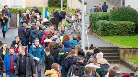 Tấn công mạng đại học khiến hàng ngàn sinh viên Đức lao đao
