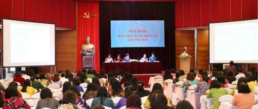 Bầu bổ sung 11 nhân sự Ủy viên Ban Chấp hành TƯ Hội LHPN Việt Nam khóa XII