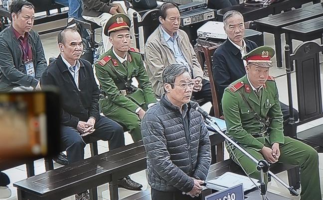 Cuu Bo truong Nguyen Bac Son bi de nghi muc an tu hinh