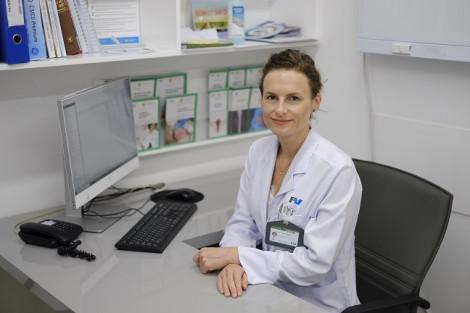 Nữ bác sĩ Pháp với niềm vui chăm sóc sức khỏe cho phụ nữ Việt