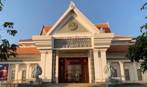 Bảo tàng 10 triệu USD của Triều Tiên ở Campuchia 'đóng cửa'