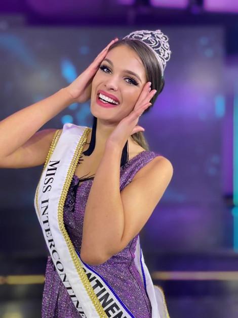 Người đẹp Hungary đăng quang 'Hoa hậu Liên lục địa 2019', Việt Nam trượt top 20