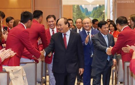 Thủ tướng gặp mặt, vinh danh VĐV, HLV đạt thành tích cao tại SEA Games 30