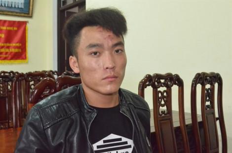 Nam sinh viên bị bắt khi đang vận chuyển 10.000 viên ma túy từ Lào về Việt Nam