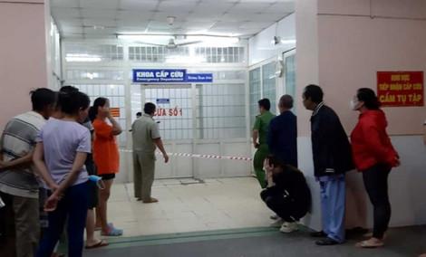 Bệnh nhân nổ súng tự sát ngay tại khoa Cấp cứu Bệnh viện Trưng Vương