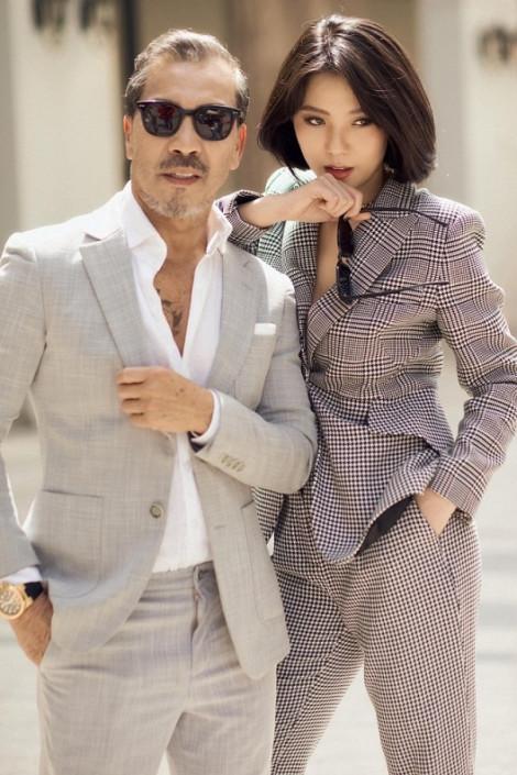 Hoa hậu Kim Ngân khoe gu thời trang 'chất' cùng Fashionista Thuận Nguyễn