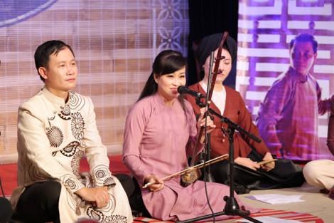 'Hát xẩm là thương hiệu văn hóa của người Việt'