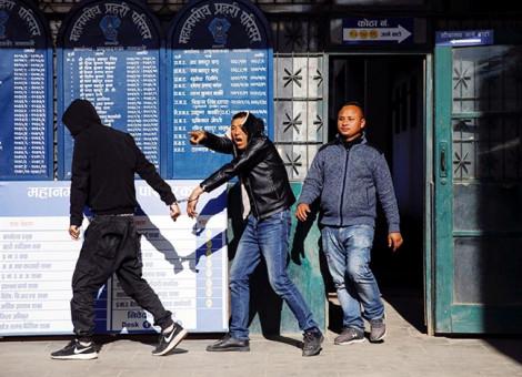 Nepal giam 122 người Trung Quốc để điều tra