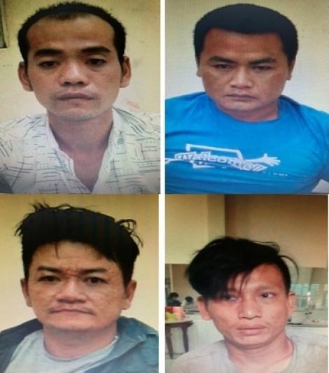 Khởi tố Út Trọc cầm đầu nhóm buôn ma túy từ Campuchia về TPHCM