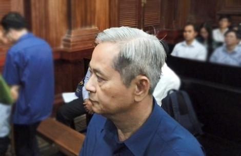 Nguyên Phó chủ tịch UBND TP.HCM Nguyễn Hữu Tín: 'Tôi biết tôi đã sai'