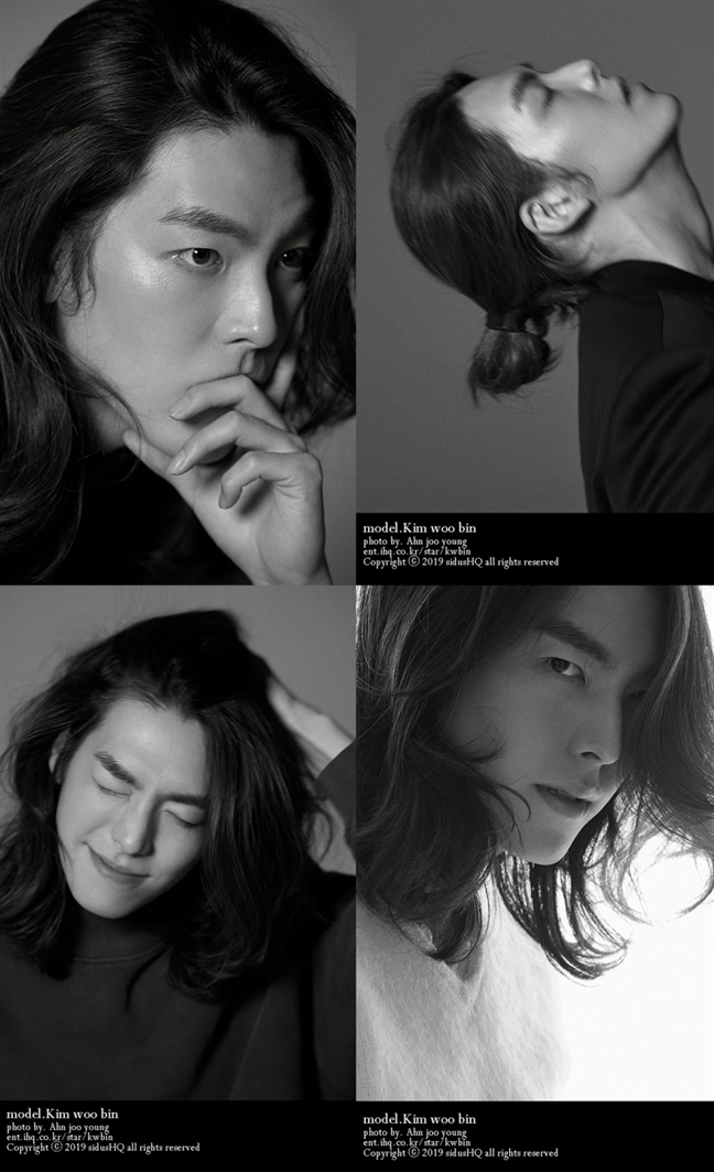 Kim Woo Bin van dep trai nhu ngay nao sau 2 nam dieu tri ung thu