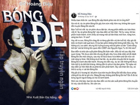 Không chỉ một mình nhà văn Đỗ Hoàng Diệu có tác phẩm 'Bóng đè'