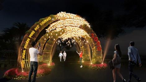 Hội hoa xuân Phú Mỹ Hưng 2020: Rước lộc đồng hoa