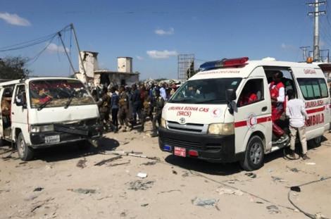 Đánh bom ở Somalia, ít nhất 90 người thiệt mạng