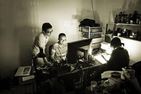 Biên kịch Nguyễn Khánh Dương: Giấc mộng lớn về truyện tranh Việt