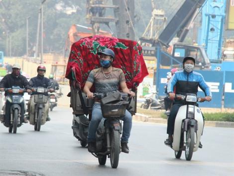 Hà Nội và TPHCM khẩn trương thu hồi xe máy cũ nát