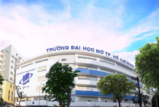 Trường ĐH Mở TP.HCM xét tuyển thí sinh có điểm tú tài quốc tế (IB)