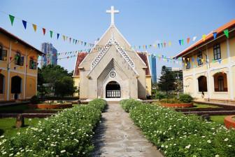 Trở lại tu viện dòng Mến Thánh giá Thủ Thiêm