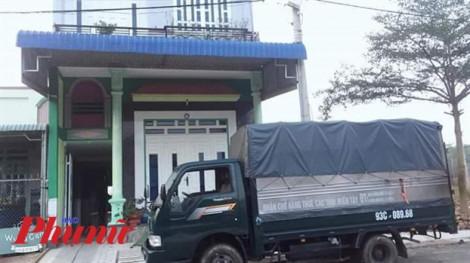 Truy tìm đối tượng táo tợn trộm xe tải chở đầy dừa ngay trước cổng nhà