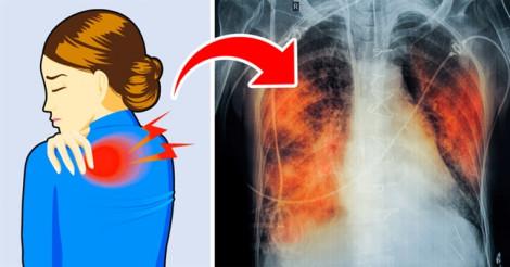 5 dấu hiệu cảnh báo phổi đang cầu cứu