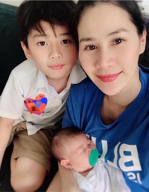 Nhung dua tre cua sao Viet da chao mat troi nam 2019