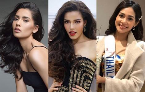 Nhan sắc Thái Lan 'thăng hạng' tại các cuộc thi Hoa hậu năm 2019