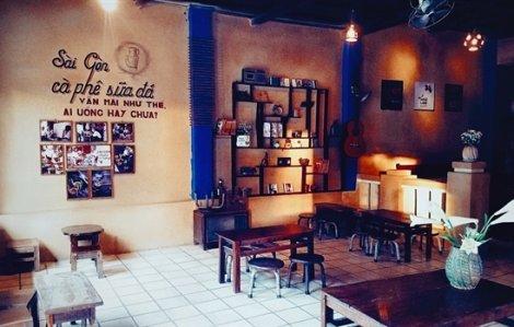 'Thâu đêm' giao thừa cùng tiệm cà phê năm 1975