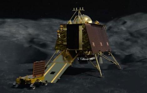 Ấn Độ triển khai kế hoạch thám hiểm Mặt Trăng lần 3