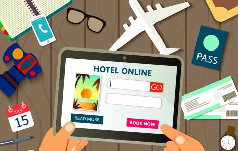 Đặt phòng khách sạn trực tuyến, coi chừng bị 'hớ'