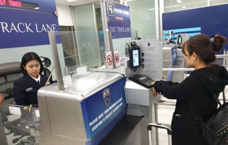 Thái Lan bắt một phụ nữ Việt gian lận hộ chiếu