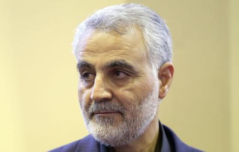 Mỹ không kích giết chết tướng lĩnh hàng đầu của Iran