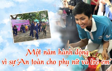 Hội LHPN Việt Nam: Một năm hành động vì sự 'An toàn cho phụ nữ và trẻ em'