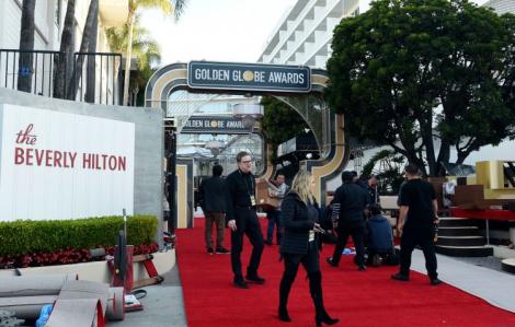 Quả cầu vàng 2020: Thắt chặt an ninh trước thềm trao giải